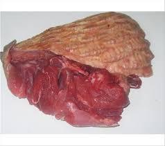 thịt nhím phi lê