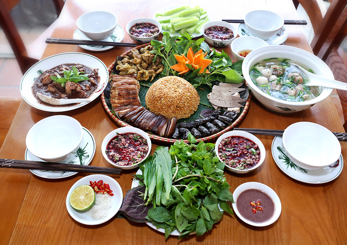 tiết canh l rừng 3